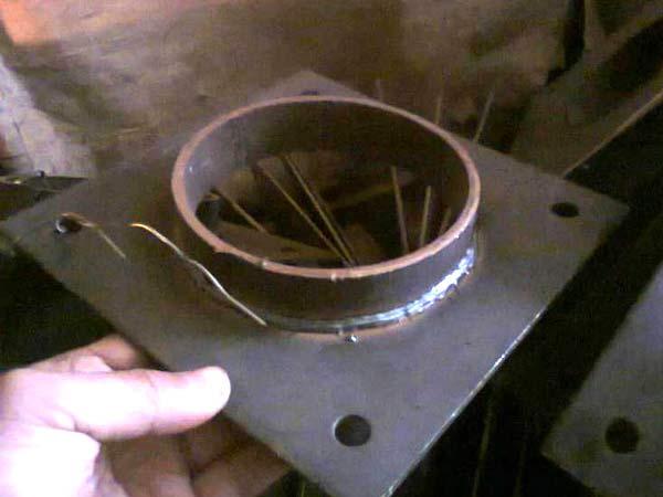 电缆木轴盘配件