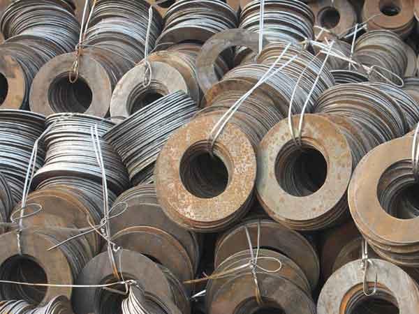 铁木结构电缆轴盘垫圈