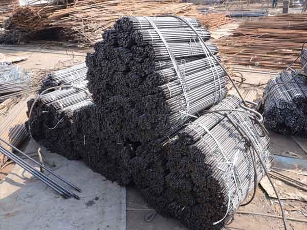 铁木电缆轴盘拉杆