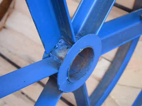 电缆轴垫圈使用案例